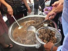 Le festival de la viande de chien ouvre ses portes