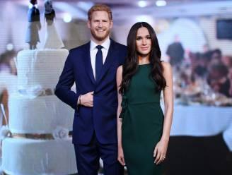 """Madame Tussauds vindt nieuwe plek voor Harry en Meghan: """"Ze staan nu bij hun vrienden uit Hollywood"""""""