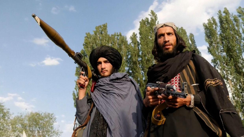 Taliban Beeld VTM NIEUWS