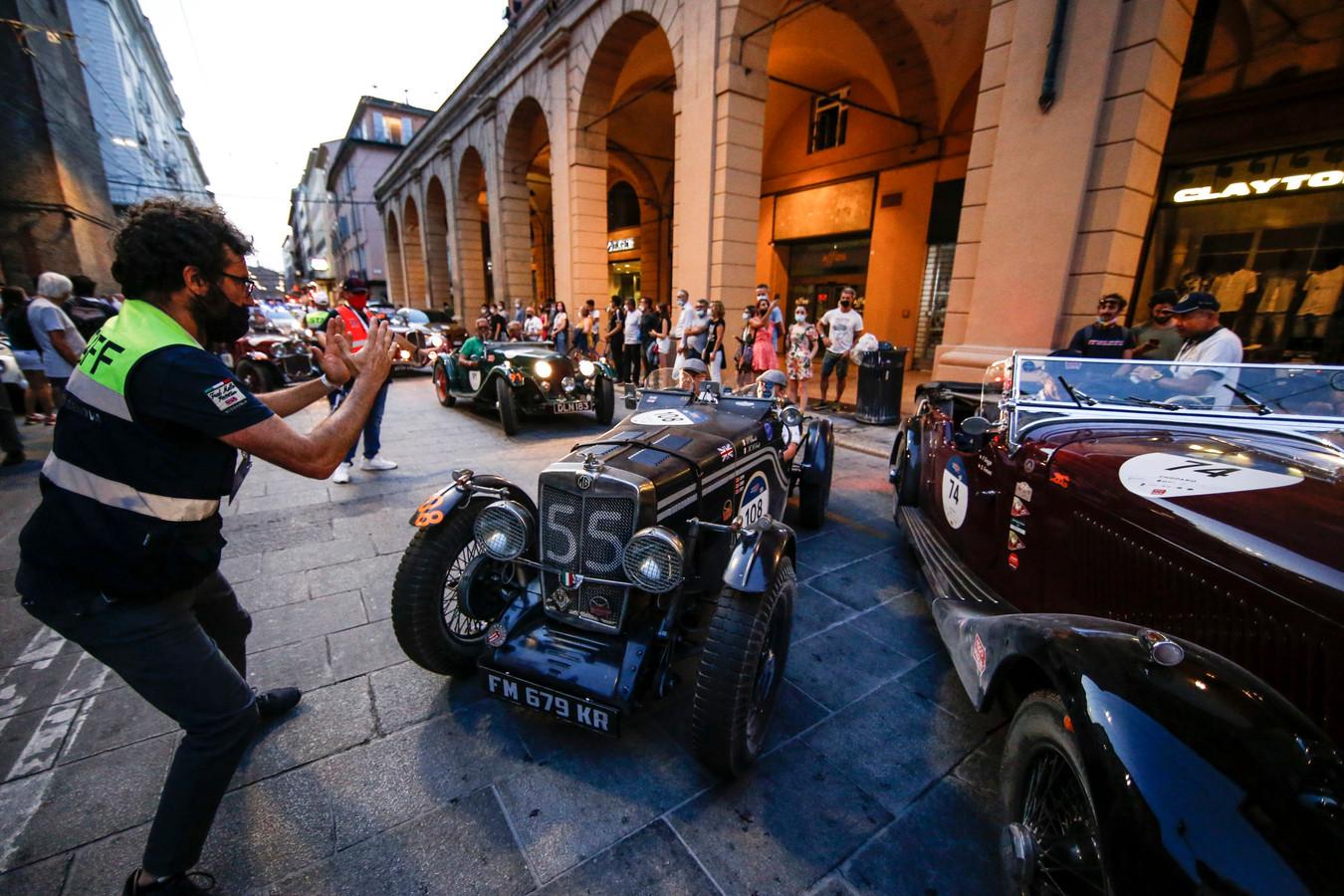 Fotomoment in Bologna