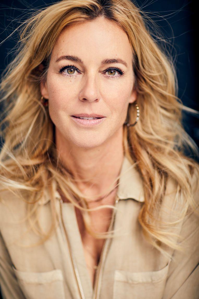 Marion Pauw: 'Bizar dat je in Nederland blijkbaar onder de radar kunt leven.' Beeld YVETTE KULKENS