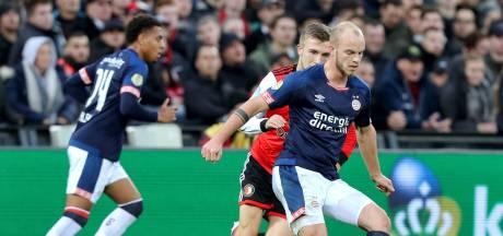 PSV krijgt bruikbare lesstof van Feyenoord
