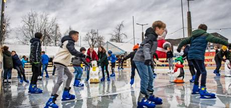 Maldens Winterfestijn een jaar uitgesteld, en toen tóch weer niet: komende winter wél schaatsen in het dorp