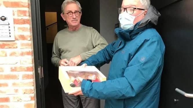 N-VA Aartselaar pakt uit met digitale nieuwjaarsdrink en trakteert leden alvast op aperitiefpakket