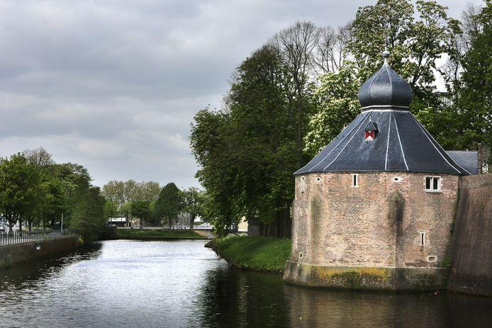 Het Spanjaardsgat is uiteraard opgenomen in het Spaans rondje Breda.