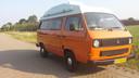 De Volkswagen T3-camper, volgens Van Soest een goed koopje.