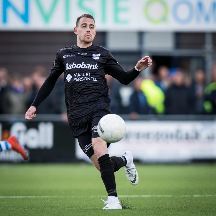 Laurens van der Voort verruilt GVVV voor het Hoornaarse SteDoCo.