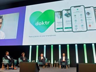 Proximus werpt zich op digitale geneeskunde met lancering van app Doktr