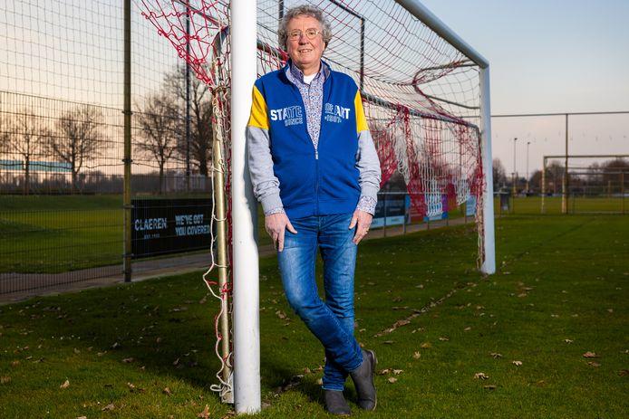 FC Drunen voorzitter Henk Cornelisse.