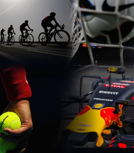 Sport Vandaag: Confederations Cup, CL-voorronde en tennis