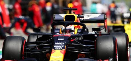 LIVE   Verstappen houdt tweede plek vast, Ferrari's al na vijf rondes klaar
