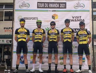 """Elias Van Breussegem grijpt nipt naast ritzege in Ronde van Rwanda: """"Benen verzuurden tot achter mijn oren"""""""