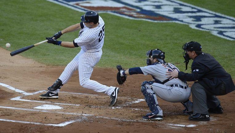 De deelnemende teams zijn nog niet bekend, maar New York Yankees (foto) wordt niet verwacht. Beeld ANP