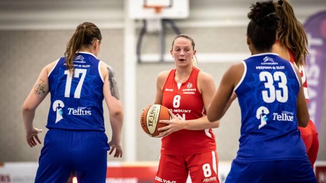 Iris Zwart wanhoopt niet na derde verlies Jolly Jumpers: 'Er zit heel veel talent in onze ploeg'