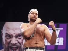 Tyson Fury en stafleden besmet met corona, clash met Deontay Wilder uitgesteld