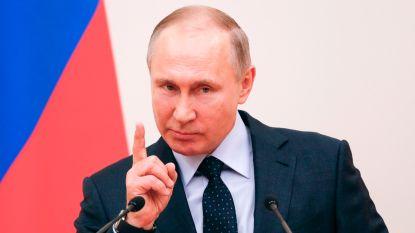 """Poetin verzet zich tegen schorsing Rusland: """"Beslissing is politiek gemotiveerd"""""""
