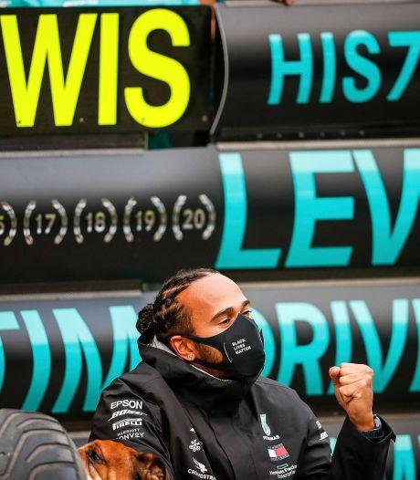 'Hamilton bleek geen logge olietanker, maar een speedboot die snel kan sturen'