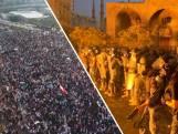 Vreedzame demonstratie Beiroet loopt uit op rellen