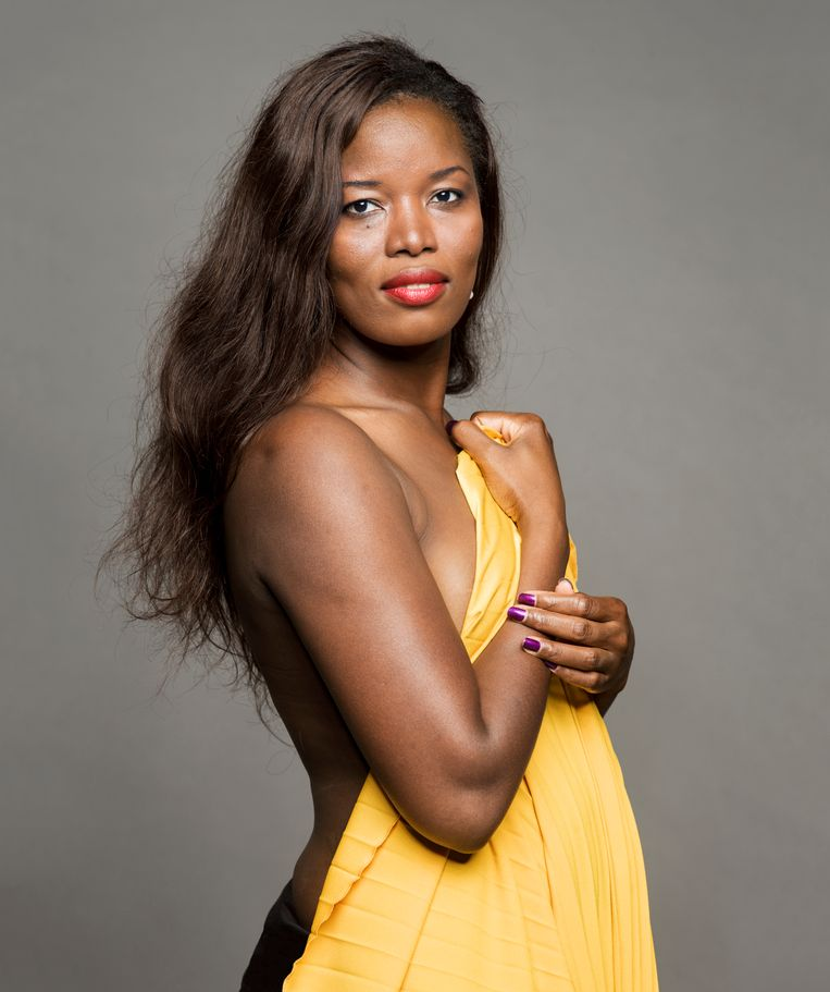 Assita Kanko: 'Ik ben blij dat ik zonder Instagram ben opgegroeid: ik zou vandaag niet graag een tienermeisje zijn.' Beeld Johan Jacobs