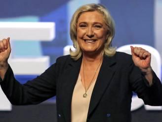 Marine Le Pen herkozen als partijleidster extreemrechtse Rassemblement National