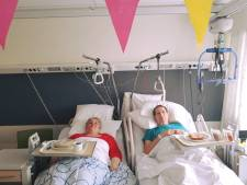 Elly en Nico voor één nachtje weer samen dankzij ziekenhuis: 'Juist tijdens ziekte wil je dicht bij elkaar zijn'