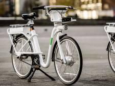 Deelscooter krijgt in Eindhoven concurrentie van de elektrische deelfiets, 150 fietsen in aantocht