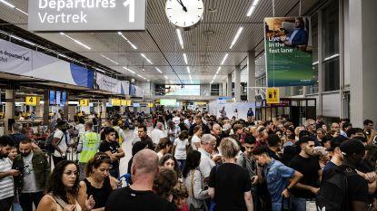 Nederlandse luchthavens beleefden drukste zomer ooit