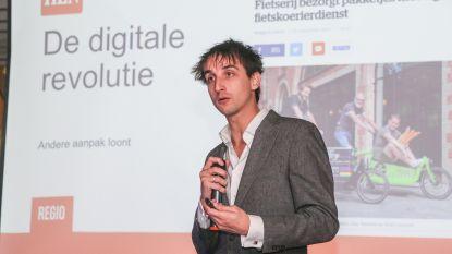 HLN Talks in Cimorné: wat de digitale revolutie kan betekenen voor de lokale ondernemer
