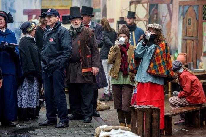 Dickens Festijn Drunen in Drunen.