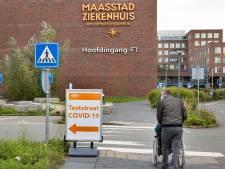 Coronapatiënt Maasstad kan dankzij app eerder naar huis: 'Bed vrij voor de volgende'