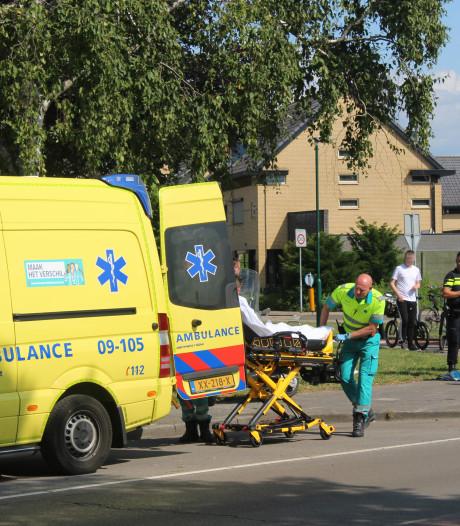 Scooterrijder gewond in Bunschoten-Spakenburg