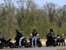 Partij voor de Dieren is overlast beu: 'Sluit Biesbosch af voor motorrijders'