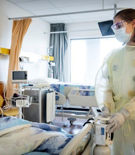Toch weer méér coronapatiënten in ziekenhuizen; St. Antonius heropent covid-afdeling