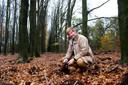 Erik Koffeman is secretaris van de Faunabeheereenheid Gelderland, dat jaarlijks te weinig zwijnen afschiet om het streefdoel te halen.