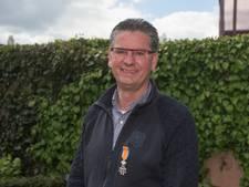 Drunenaar Erik Tausch ontvangt koninklijke onderscheiding