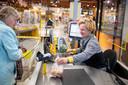 De supermarkten van Jumbo draaiden tijdens de eerste zes maanden van dit jaar weer meer omzet (stijging van 5,3 procent) dan in dezelfde periode in 2020.
