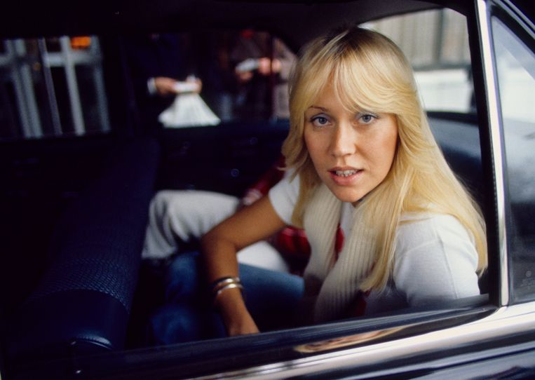 Agnetha Fältskog: moge de blonde van ABBA ook 2019 heelhuids doorkomen. Beeld Redferns