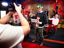 Toch nog het jaar gezellig afsluiten? Dit bedrijf bedacht een digitaal kerstfeest: 'Grap op het randje mag'