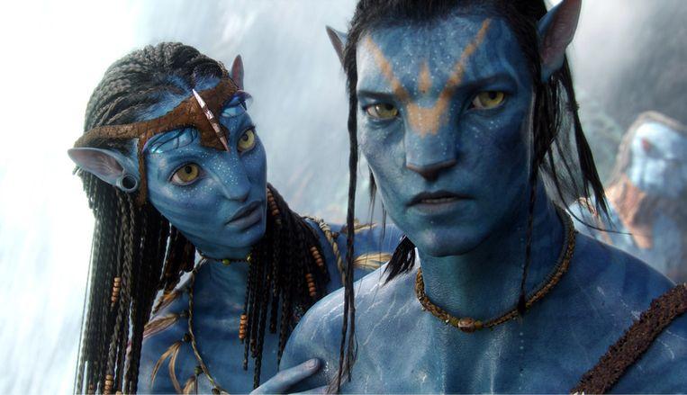 Still uit de film Avatar. © AP Beeld