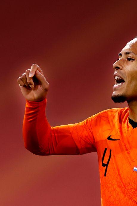 Virgil van Dijk zet streep door EK met Oranje: 'Teleurstelling is groot, maar dit is de juiste keuze'