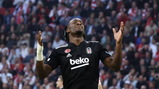 Besiktas van Batshuayi verliest kansloos van Ajax, Saelemaekers en co verliezen in slot van Atlético
