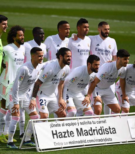 Prijzenpakkers Real Madrid op recordjacht