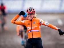 Nederland heerst op WK veldrijden: ook goud en zilver bij beloften vrouwen