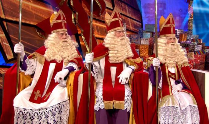 Sinterklaas, Sinterklaas en Sinterklaas.