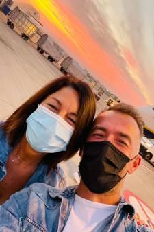 """Ce couple a raté sa croisière: """"Quand j'ai été testé positif à l'embarquement, le cauchemar a commencé"""""""