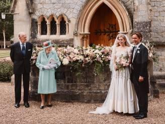 Trouwjurk prinses Beatrice wordt tentoongesteld in Windsor Castle