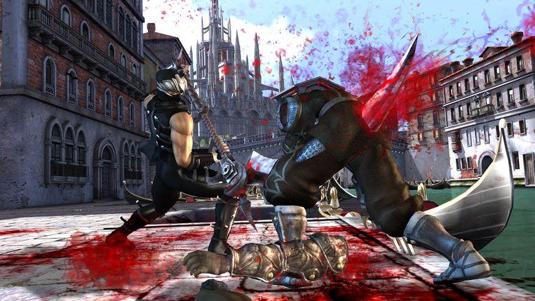 Ninja Gaiden II Beeld