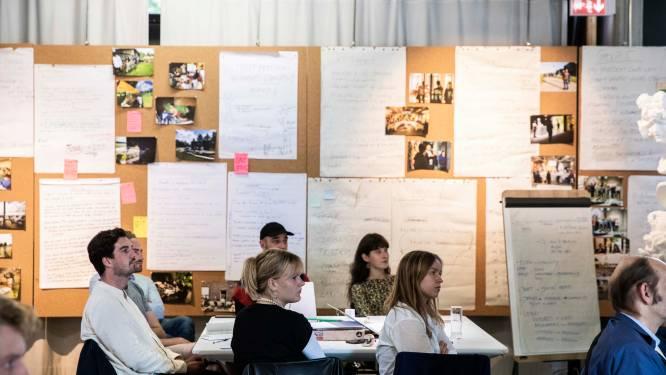 Jongeren gaan samen met Koen Vanmechelen op zoek naar betekenis van vrijheid in LABIOMISTA