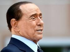 Silvio Berlusconi à nouveau hospitalisé