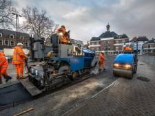 Fonteinsoap in Apeldoorn eindigt in een dunne laag asfalt